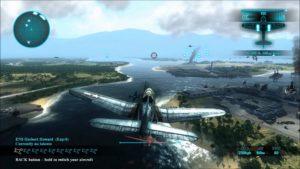 اسکرین-شات-بازی-Air-Conflicts-Pacific-Carriers-PS4