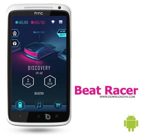 کاور-بازی-beat-racer