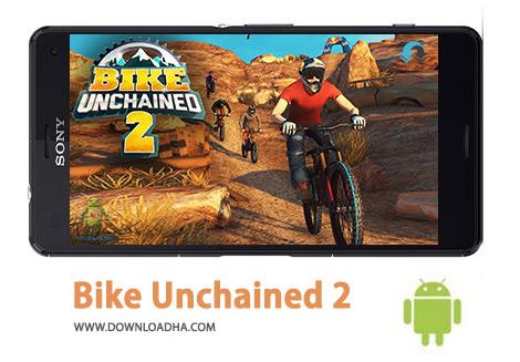 دانلود Bike Unchained 2 3.4.0 – بازی دوچرخه سواران افسارگسیخته برای اندروید
