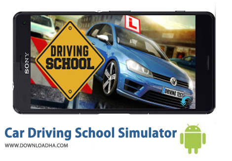 کاور-Car-Driving-School-Simulator