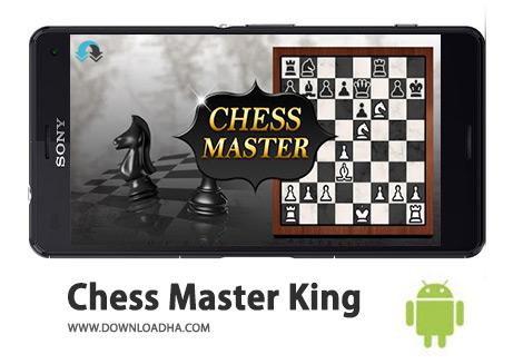 کاور-Chess-Master-King