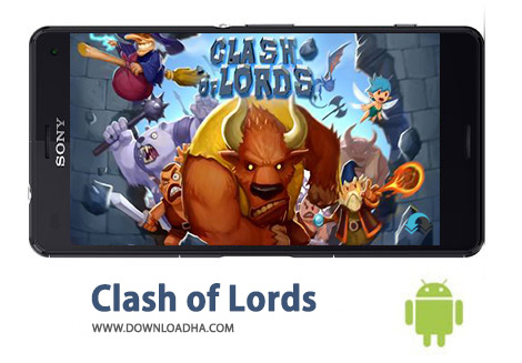 کاور-Clash-of-Lords