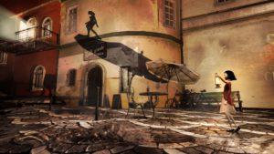 اسکرین-شات-بازی-Contrast-PS4