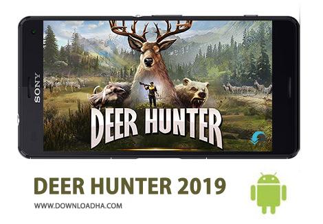 کاور-DEER-HUNTER-2019