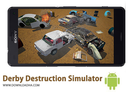 کاور-Derby-Destruction-Simulator