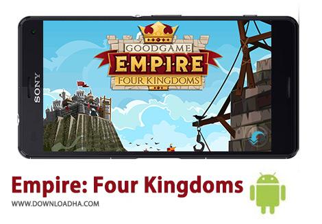 کاور-Empire-Four-Kingdoms