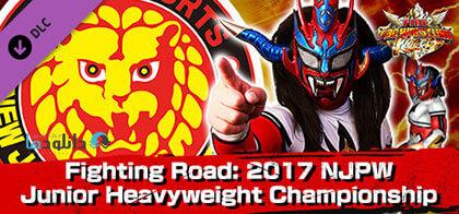 دانلود-بازی-Fighting-Road-2017-NJPW