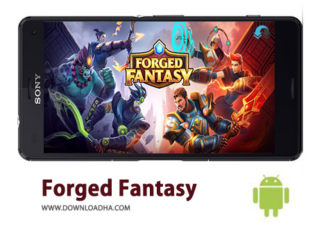 کاور-Forged-Fantasy