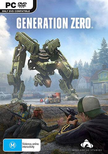 دانلود بازی Generation Zero – Bikes Update برای کامپیوتر
