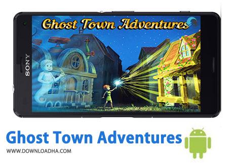 کاور-Ghost-Town-Adventures