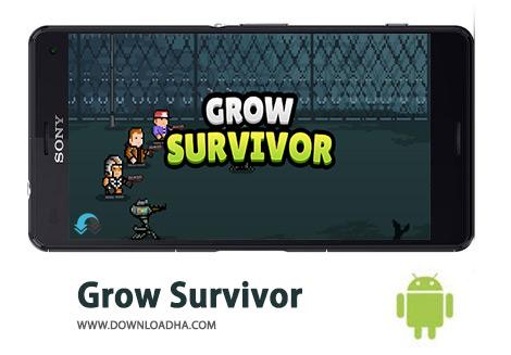 کاور-Grow-Survivor