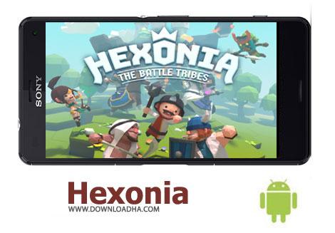 کاور-بازی-hexonia