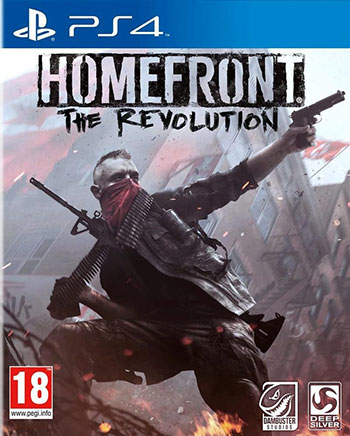 دانلود نسخه هک شده بازی Homefront The Revolution برای PS4