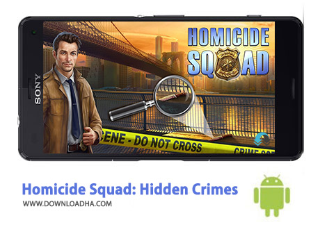 کاور-Homicide-Squad-Hidden-Crimes