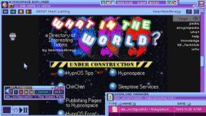 اسکرین-شات-Hypnospace-Outlaw