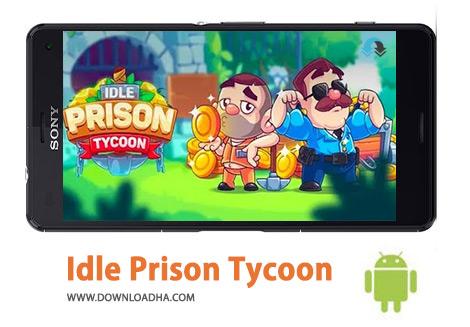 کاور-Idle-Prison-Tycoon