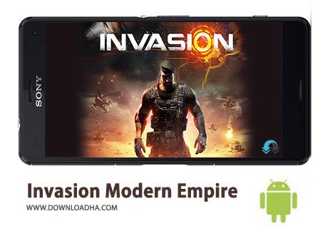 کاور-Invasion-Modern-Empire