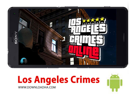 کاور-Los-Angeles-Crimes