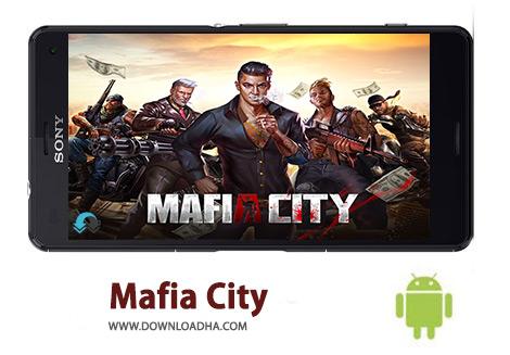 کاور-Mafia-City