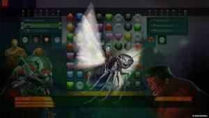 اسکرین-شات-بازی-Marvel-Puzzle-Quest-Dark-Reign-PS4