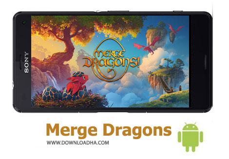 کاور-بازی-merge-dragons