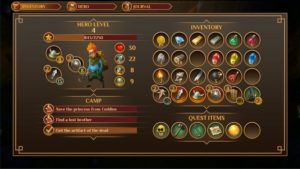 Screen-shot-game-quest-hunter