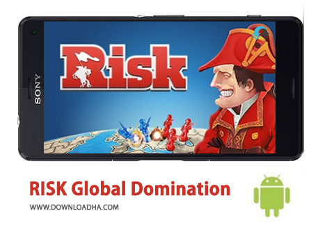 کاور-RISK-Global-Domination