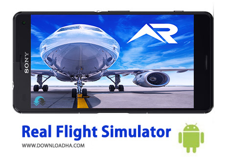 کاور-Real-Flight-Simulator