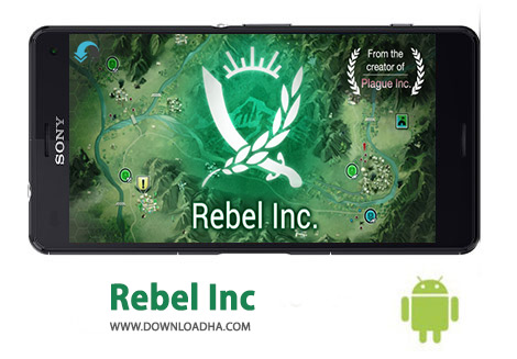 کاور-Rebel-Inc