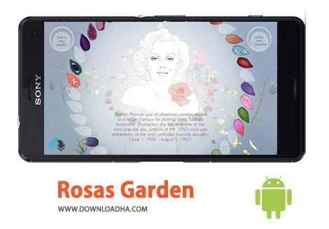 کاور-Rosas-Garden