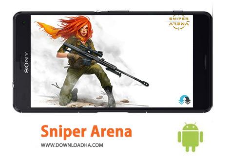 کاور-Sniper-Arena