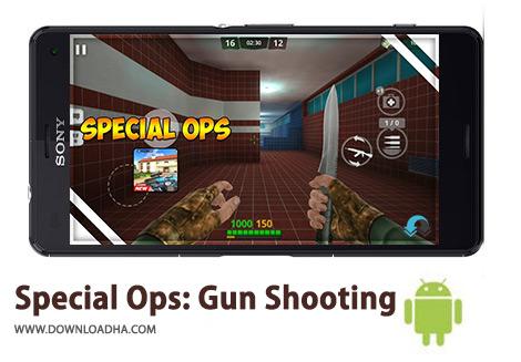 کاور-Special-Ops-Gun-Shooting