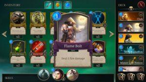 اسکرین-شات-Spellsword-Cards-Demontide