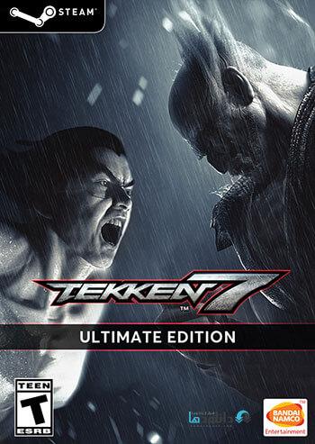 دانلود-بازی-TEKKEN-7-Ultimate-Edition