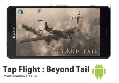 کاور-Tap-Flight-Beyond-Tail