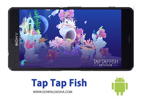کاور-Tap-Tap-Fish