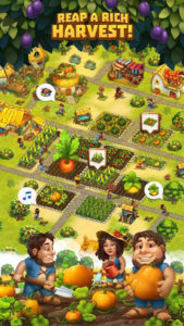 اسکرین-شات-The-Tribez-Build-a-Village