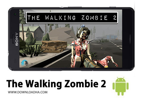 کاور-The-Walking-Zombie-2