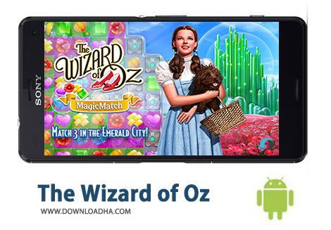 کاور-The-Wizard-of-Oz-Magic-Match-3