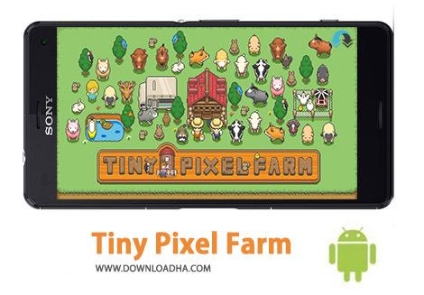 کاور-Tiny-Pixel-Farm
