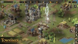 اسکرین-شات-Townsmen-A-Kingdom-Rebuilt