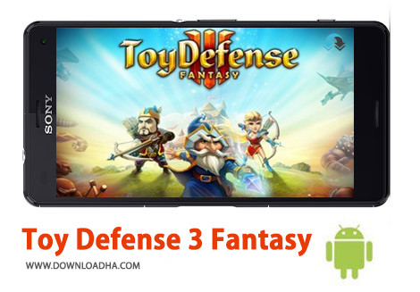کاور-Toy-Defense-3-Fantasy