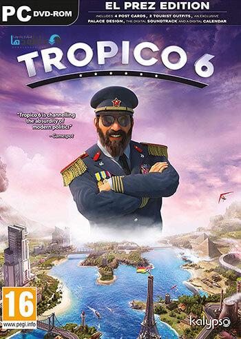 دانلود بازی Tropico 6 Lobbyistico برای کامپیوتر – نسخه CODEX