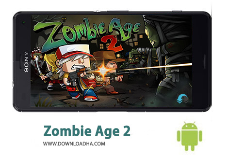 کاور-Zombie-Age-2