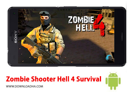 کاور-Zombie-Shooter-Hell-4-Survival