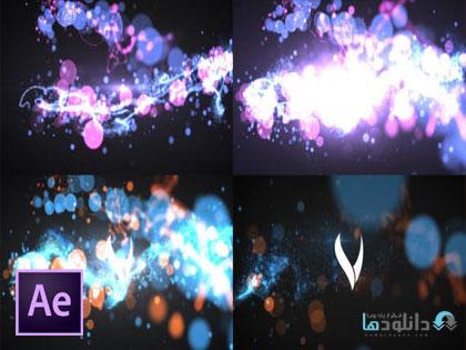 پروژه-افتر-افکت-particles-energy-burst-logo-reveal