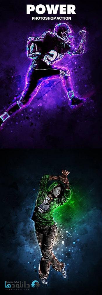 اکشن-فتوشاپ-power-photoshop-action