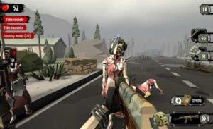 اسکرین-شات-the-walking-zombie-2