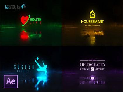 پروژه-افتر-افکت-words-logo-opener-after-effect