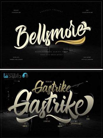 فونت-انگلیسی-bellsmore-font-family